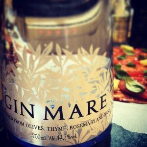 Gin Mare Pizza 1