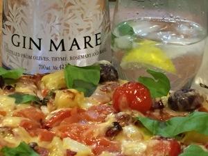 Gin Mare Pizza 2