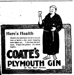 Plymouth-gin-